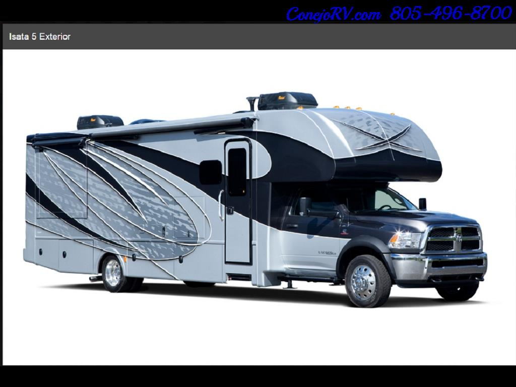 2018 Dynamax Isata 5 Series 36DS 4x4 Super-C King Bed DIESEL - Photo 39 - Thousand Oaks, CA 91360