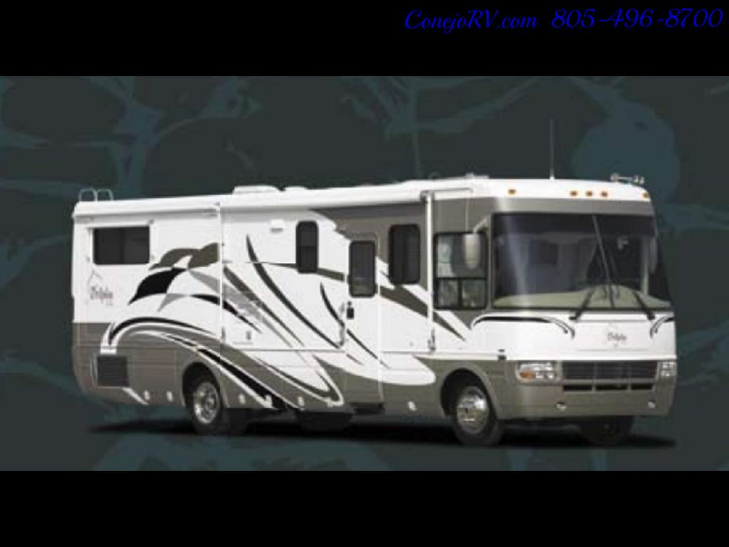2005 National Seabreeze 5340 2-Slide Big Chassis 30k Miles - Photo 38 - Thousand Oaks, CA 91360