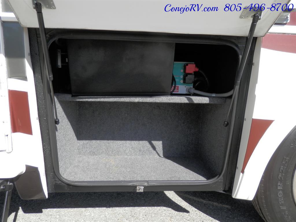 2005 National Seabreeze 5340 2-Slide Big Chassis 30k Miles - Photo 31 - Thousand Oaks, CA 91360