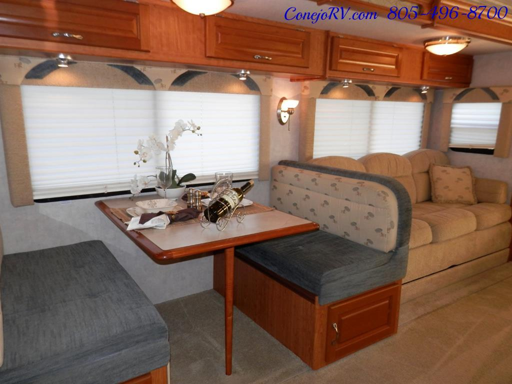 2005 National Seabreeze 5340 2-Slide Big Chassis 30k Miles - Photo 12 - Thousand Oaks, CA 91360