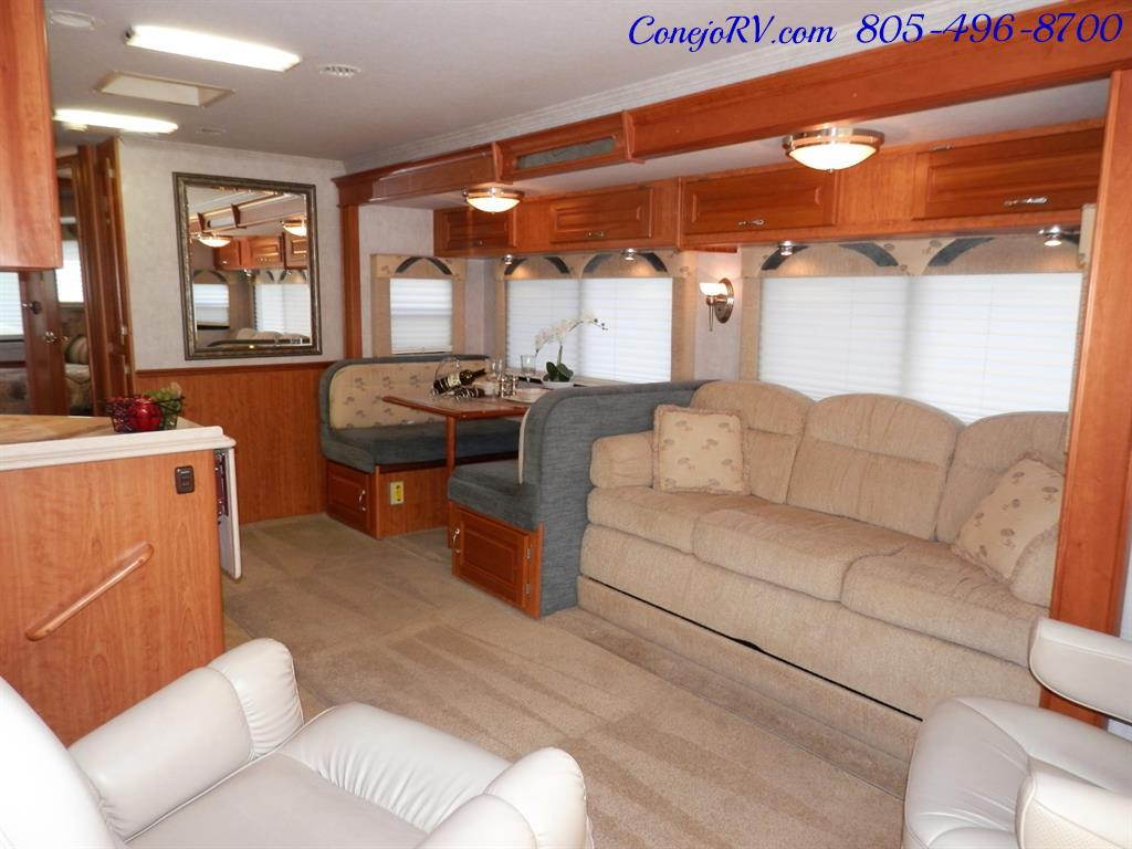 2005 National Seabreeze 5340 2-Slide Big Chassis 30k Miles - Photo 6 - Thousand Oaks, CA 91360