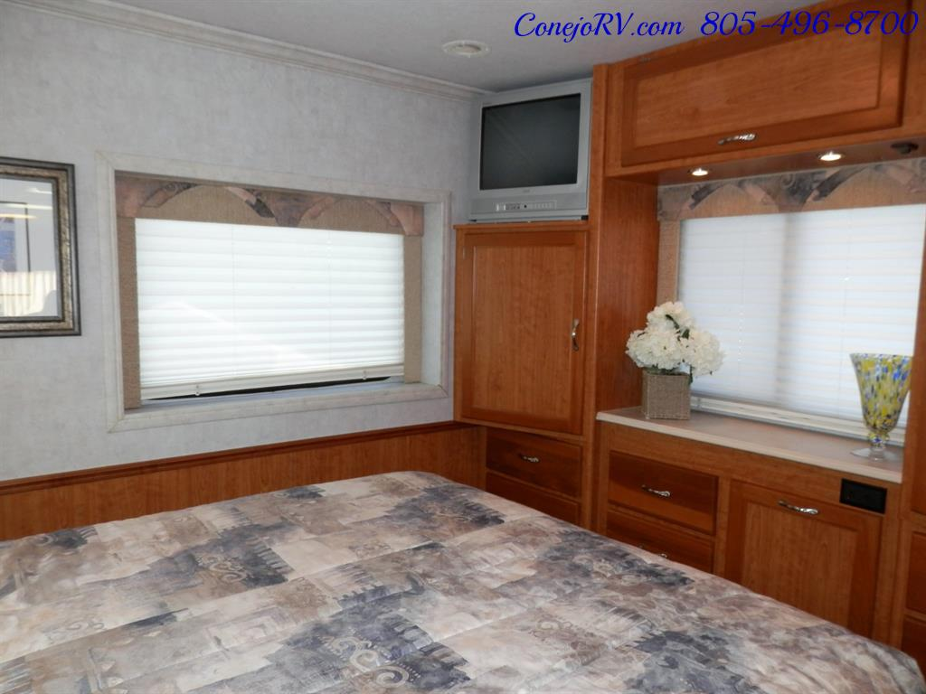 2005 National Seabreeze 5340 2-Slide Big Chassis 30k Miles - Photo 18 - Thousand Oaks, CA 91360