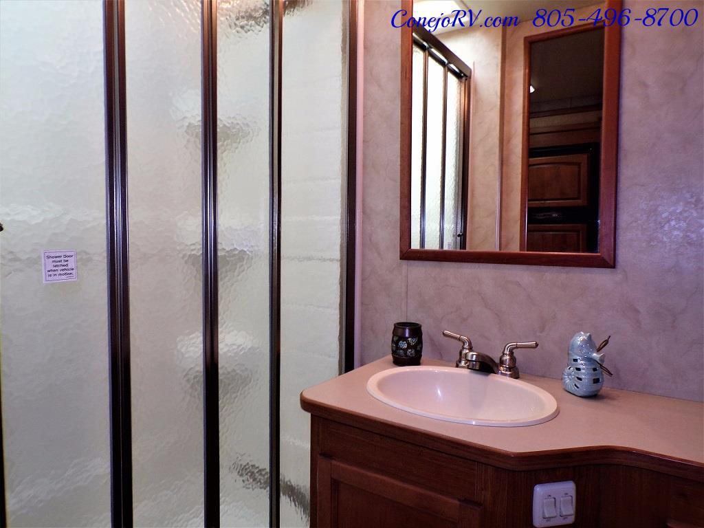 2008 Monaco Monarch 33SFS Full Wall Slide - Photo 20 - Thousand Oaks, CA 91360
