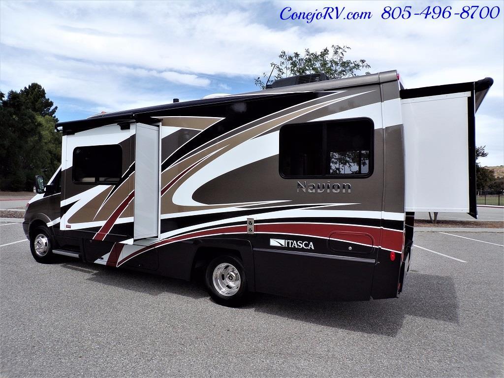 2012 Winnebago Itasca Navion 24G 2-Slide Full Paint  15k Miles - Photo 2 - Thousand Oaks, CA 91360