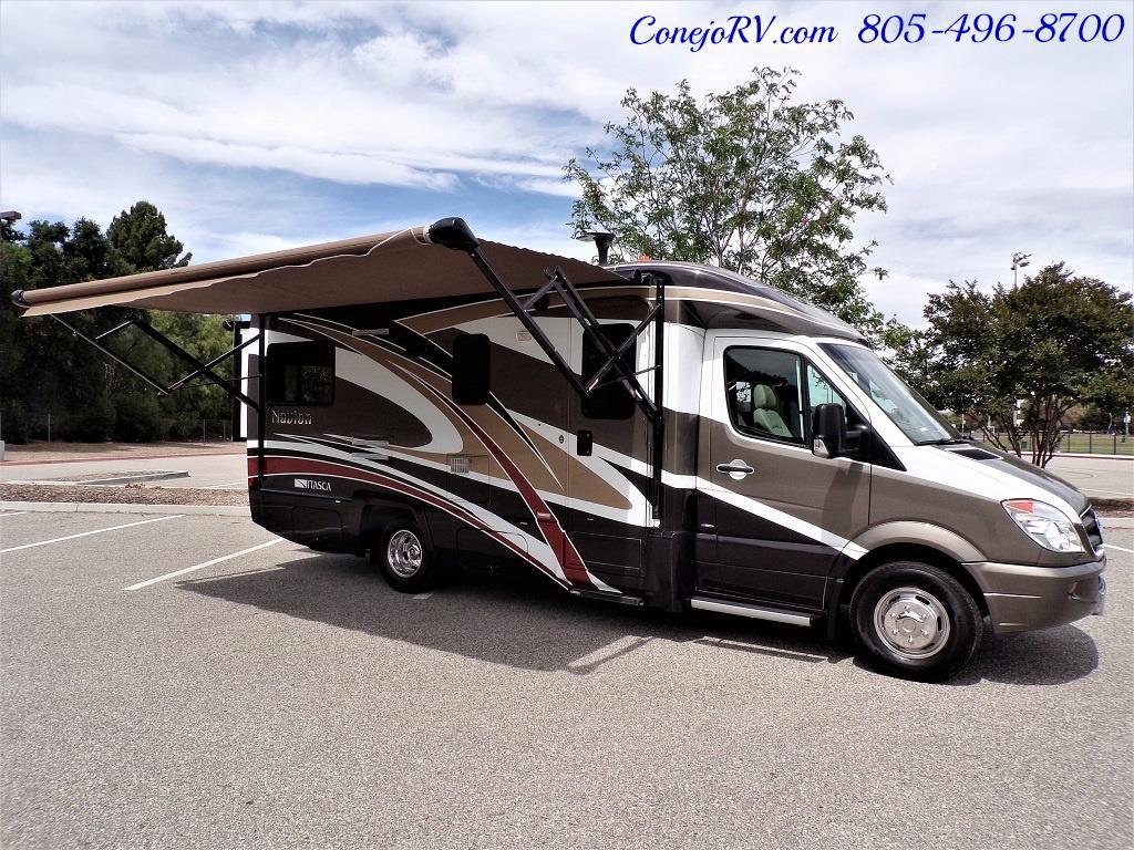 2012 Winnebago Itasca Navion 24G 2-Slide Full Paint  15k Miles - Photo 28 - Thousand Oaks, CA 91360