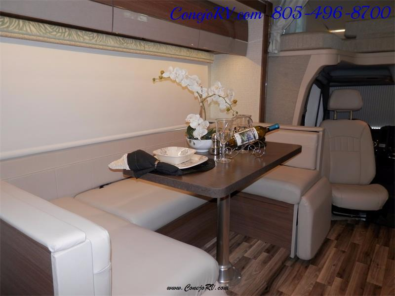 2017 Winnebago Itasca Navion 24J Slide-Out Full Body Paint Diesel - Photo 12 - Thousand Oaks, CA 91360