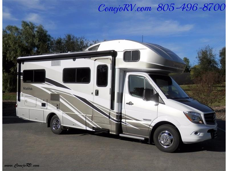 2017 Winnebago Itasca Navion 24J Slide-Out Full Body Paint Diesel - Photo 5 - Thousand Oaks, CA 91360
