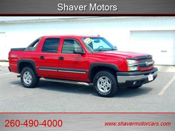 2004 Chevrolet Avalanche 1500 4dr 1500