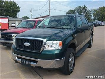 2007 Ford F-150 XLT XLT 4dr SuperCrew Truck