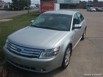 2008 Ford Taurus Limited Sedan