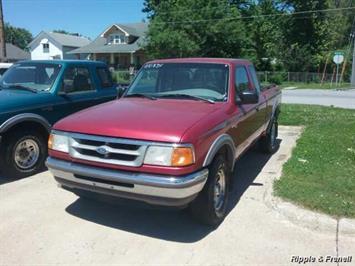 1997 Ford Ranger XLT 2dr XLT Truck