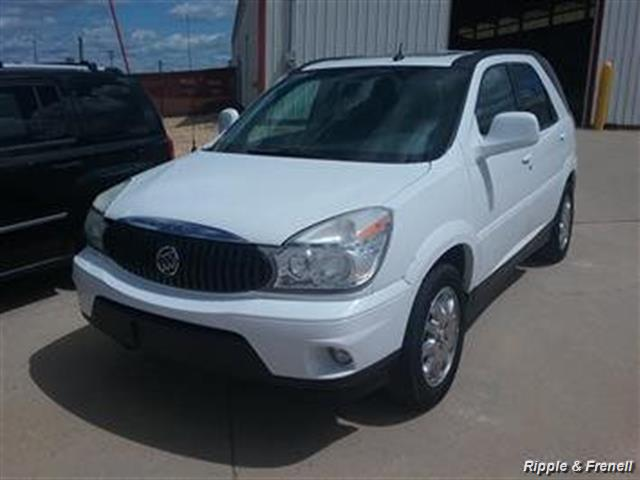 2007 Buick Rendezvous CX - Photo 1 - Davenport, IA 52802
