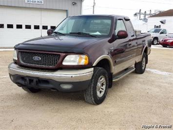 2000 Ford F-150 Work 4dr Work
