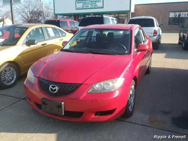 2006 Mazda Mazda3 i - Photo 1 - Davenport, IA 52802