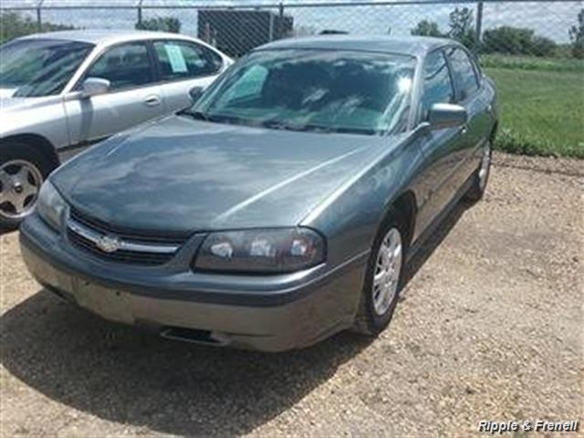 2005 Chevrolet Impala - Photo 1 - Davenport, IA 52802