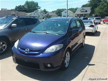 2006 Mazda Mazda5 GS Van