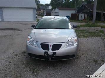 2008 Pontiac G6 - Photo 1 - Davenport, IA 52802