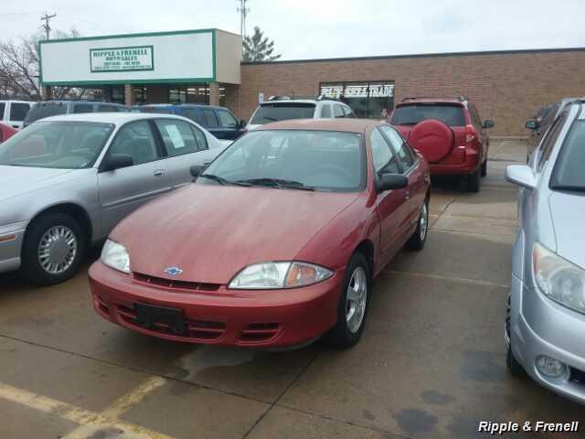 2000 Chevrolet Cavalier LS - Photo 1 - Davenport, IA 52802