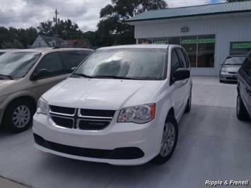 2014 Dodge Grand Caravan American Value Package Minivan