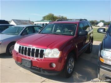 2006 Jeep Grand Cherokee Limited Limited 4dr SUV SUV