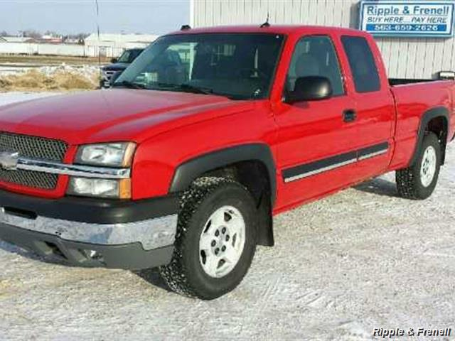 2005 chevrolet silverado 1500 work truck 4dr extended cab work truck. Black Bedroom Furniture Sets. Home Design Ideas