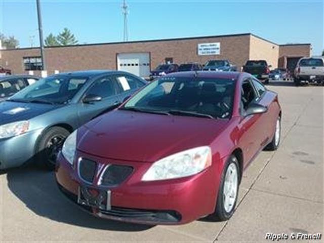 2009 Pontiac G6 GT - Photo 1 - Davenport, IA 52802