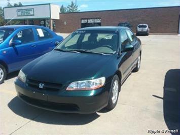1999 Honda Accord EX - Photo 1 - Davenport, IA 52802