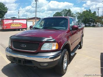 2003 Ford F-150 XL 4dr SuperCab XL Truck