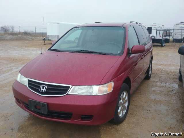 2003 Honda Odyssey EX-L - Photo 1 - Davenport, IA 52802