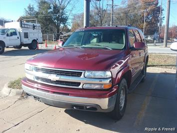 2003 Chevrolet Tahoe LT - Photo 1 - Davenport, IA 52802