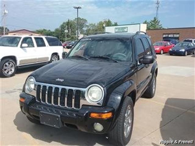 2004 Jeep Liberty Limited - Photo 1 - Davenport, IA 52802