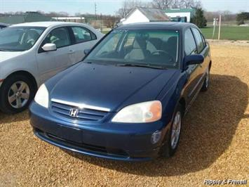 2001 Honda Civic EX - Photo 1 - Davenport, IA 52802