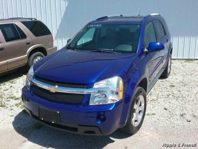 2007 Chevrolet Equinox LT - Photo 1 - Davenport, IA 52802