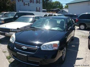 2007 Chevrolet Malibu LS Fleet Sedan