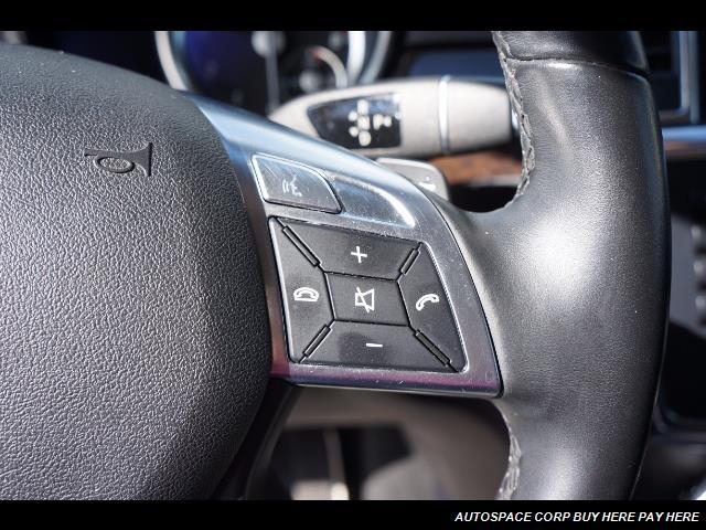 2013 Mercedes-Benz ML350 4MATIC - Photo 27 - Copiague, NY 11726