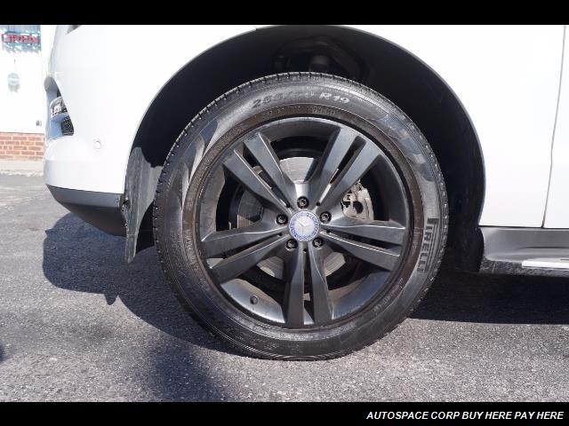 2013 Mercedes-Benz ML350 4MATIC - Photo 51 - Copiague, NY 11726