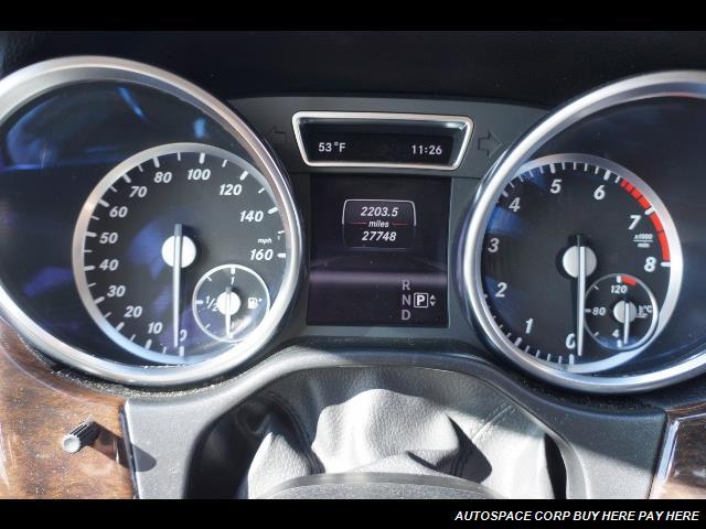 2013 Mercedes-Benz ML350 4MATIC - Photo 31 - Copiague, NY 11726