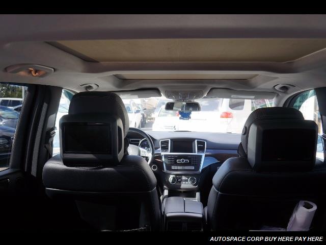2013 Mercedes-Benz ML350 4MATIC - Photo 6 - Copiague, NY 11726