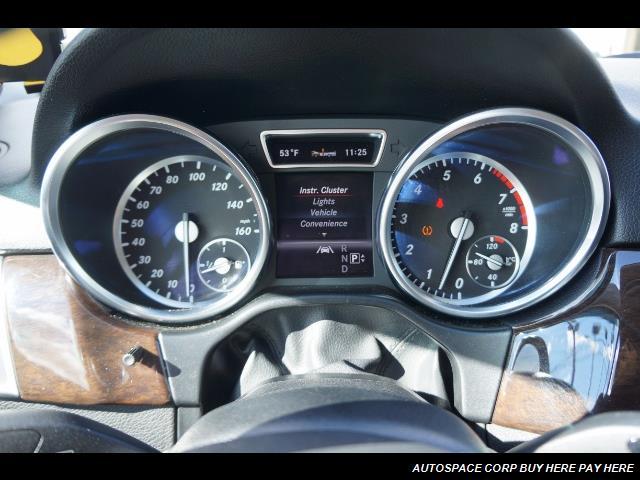 2013 Mercedes-Benz ML350 4MATIC - Photo 30 - Copiague, NY 11726