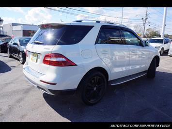 2013 Mercedes-Benz ML350 4MATIC - Photo 4 - Copiague, NY 11726