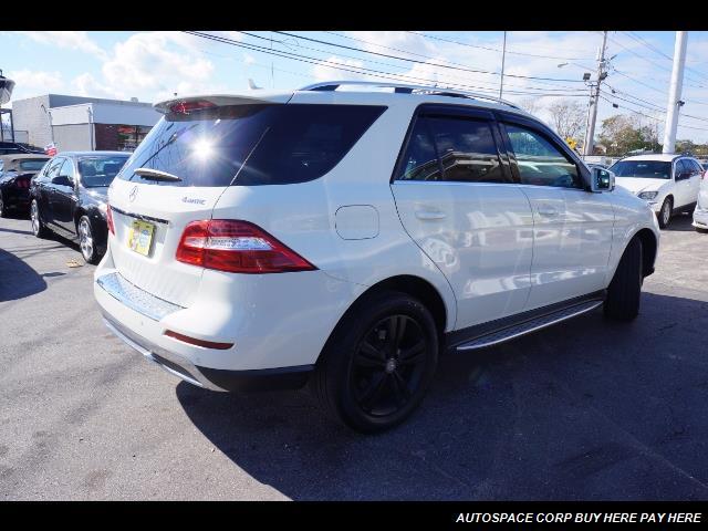 2013 Mercedes-Benz ML350 4MATIC - Photo 4 - Copiague, NY 11726