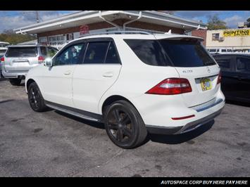 2013 Mercedes-Benz ML350 4MATIC - Photo 3 - Copiague, NY 11726