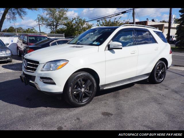 2013 Mercedes-Benz ML350 4MATIC - Photo 2 - Copiague, NY 11726