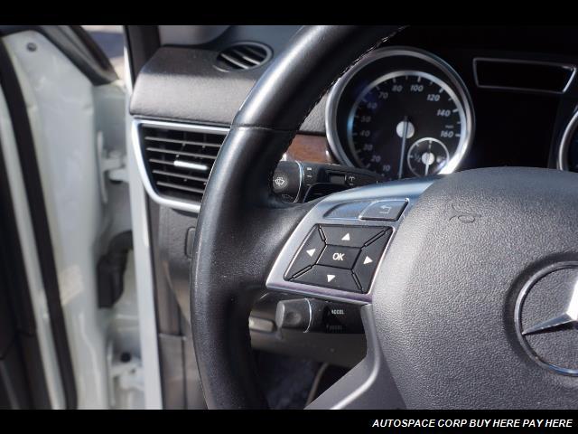 2013 Mercedes-Benz ML350 4MATIC - Photo 29 - Copiague, NY 11726