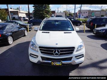 2013 Mercedes-Benz ML350 4MATIC - Photo 49 - Copiague, NY 11726