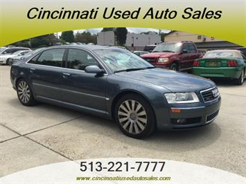 2005 Audi A8 L quattro - Photo 1 - Cincinnati, OH 45255