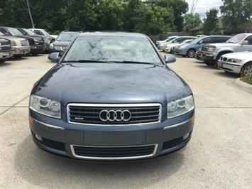 2005 Audi A8 L quattro - Photo 2 - Cincinnati, OH 45255