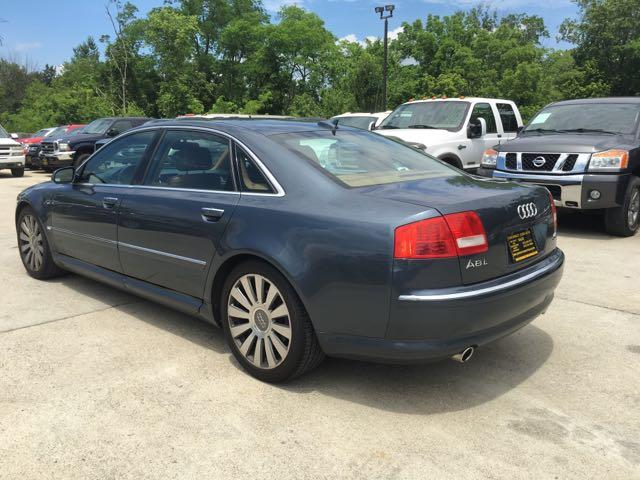 2005 Audi A8 L quattro - Photo 4 - Cincinnati, OH 45255