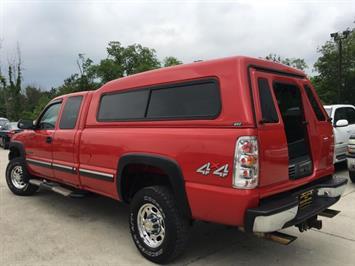 2002 Chevrolet Silverado 2500 LS 4dr Extended Cab - Photo 13 - Cincinnati, OH 45255