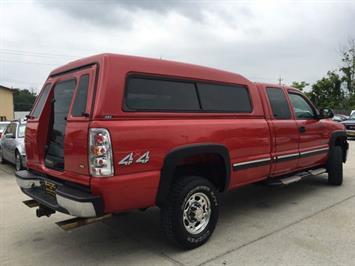 2002 Chevrolet Silverado 2500 LS 4dr Extended Cab - Photo 12 - Cincinnati, OH 45255